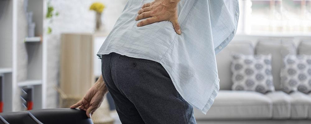 کیف یتم علاج ألم الظهر | مرکز بصیر لطب العیون