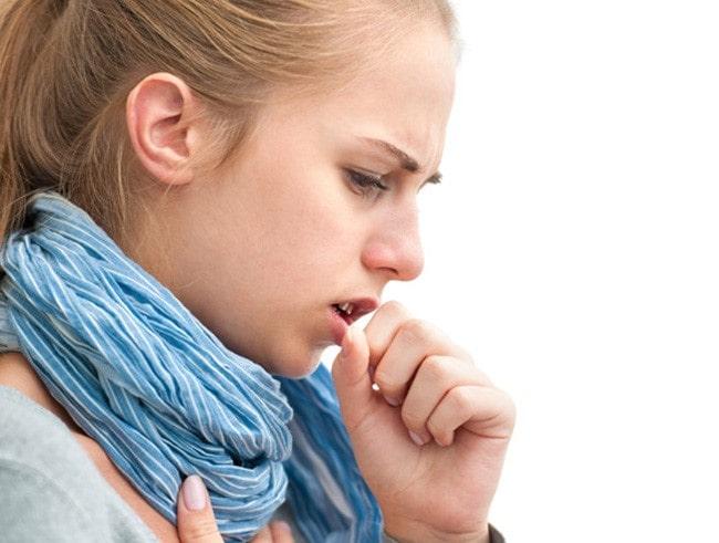درمان سرفه خلطدار