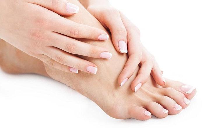 مناطق معمول درد استخوان