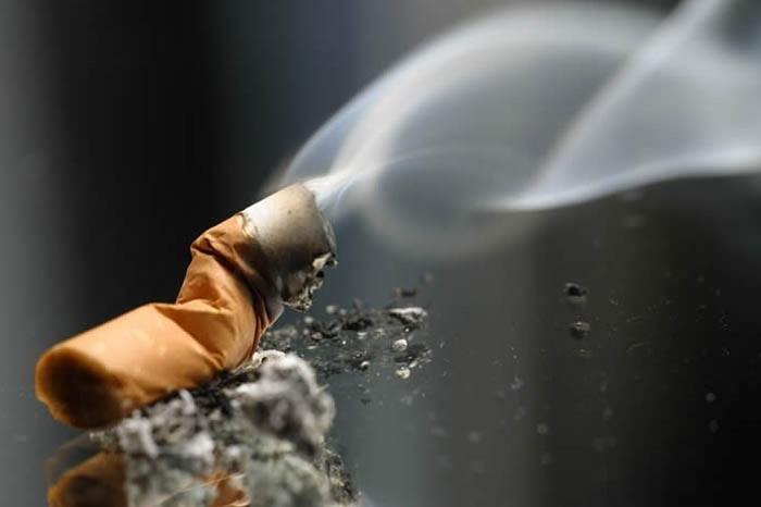 سیگار و آسم