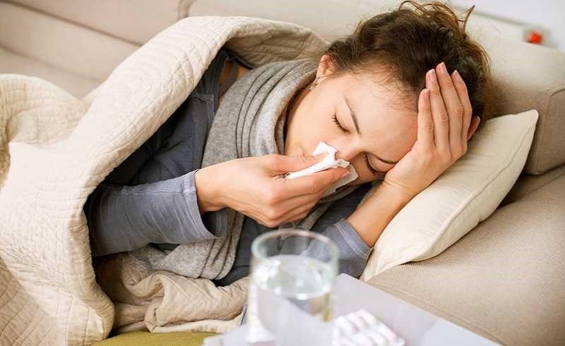 سرماخوردگی چگونه درمان میشود؟
