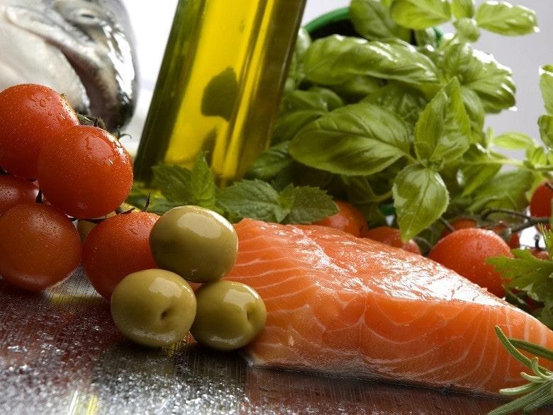 رژیم غذایی TCL