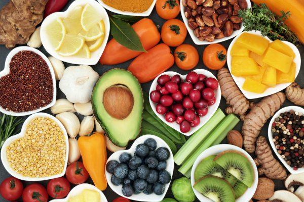 فواید رژیم گیاه خواری
