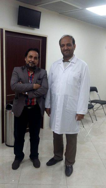 کلینیک چشم پزشکی بصیر