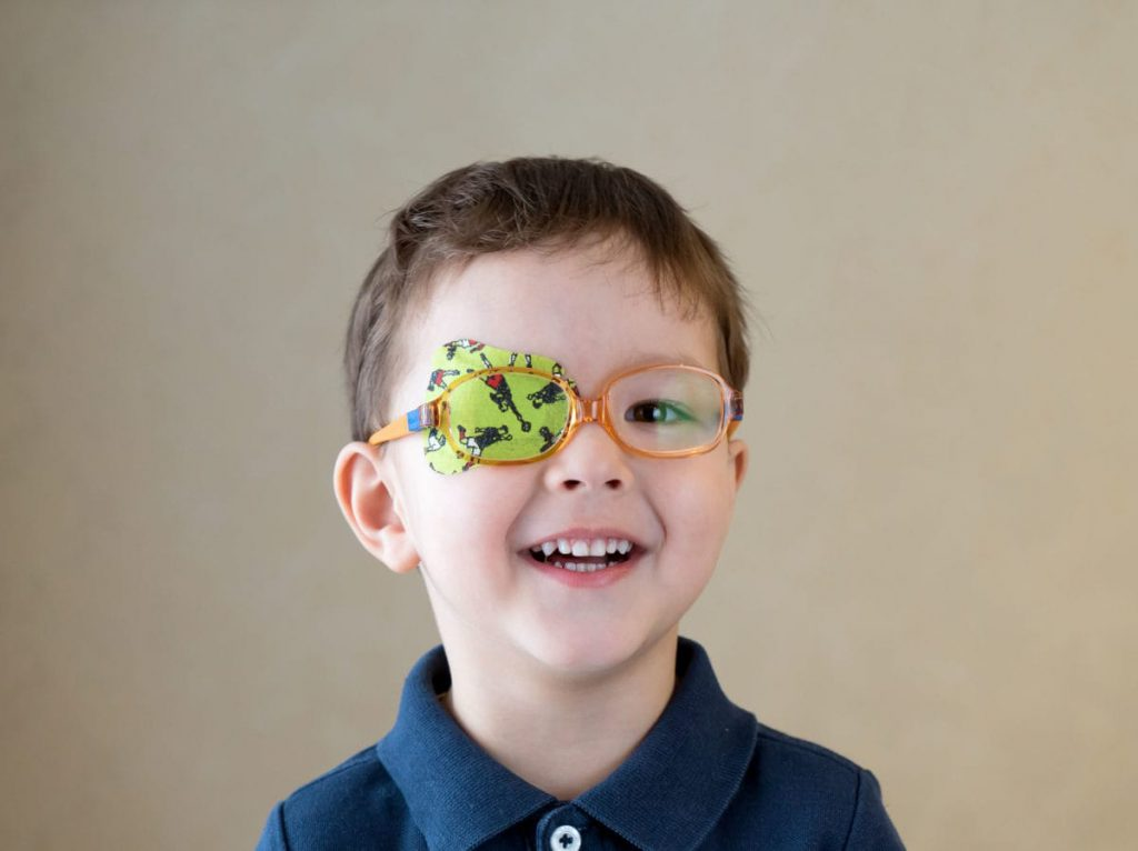 تنبلی چشم و راه های درمان