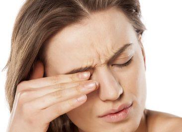 چرا دچار درد چشم می شویم؟
