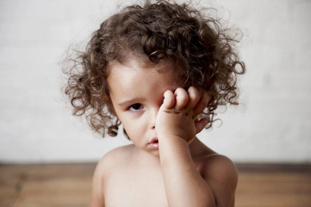 عفونت چشم کودکان - کنژنکتیویت