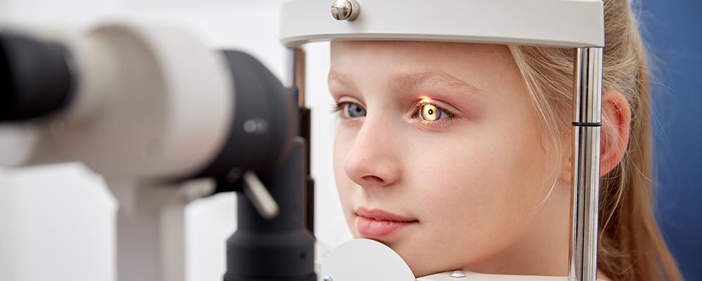 راهکارهایی برای مراقبت از چشم کودکان